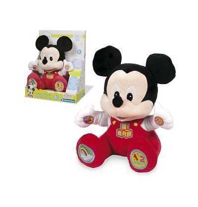 Mickey - Peluche Educativo clementoni