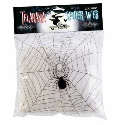 Telaaraña  200 gr. Halloween