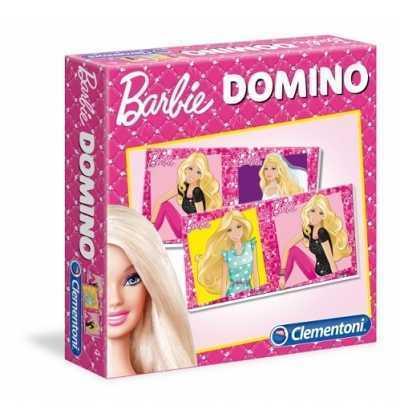 Barbie  - Domino clementoni
