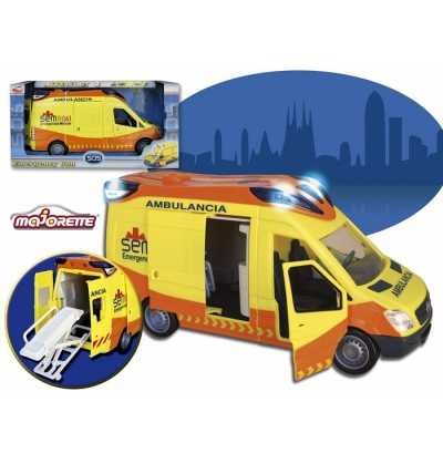 Ambulancia Sem  simba