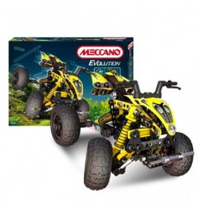 Meccano Evolution Atv  bizak