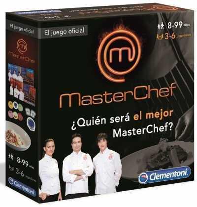 Master Chef Juego de Mesa