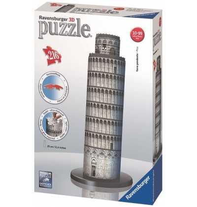 Puzzle Torre de Pisa 29 CM   ravensburger