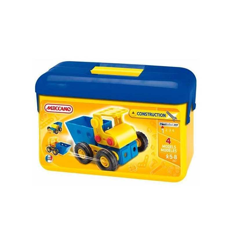 Meccano  Junior box bizak
