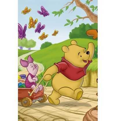 Puzzle 3x48 WINNIE THE POOH clementoni