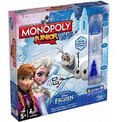 Juego Monopoly Junior Frozen MB