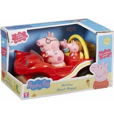 Peppa Pig - Buggy de Peppa y su Familia