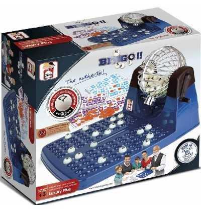 Lotería Automática Deluxe - Bingo