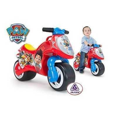 Paw Patrol - Correpasillos  Moto  Patrulla Canina