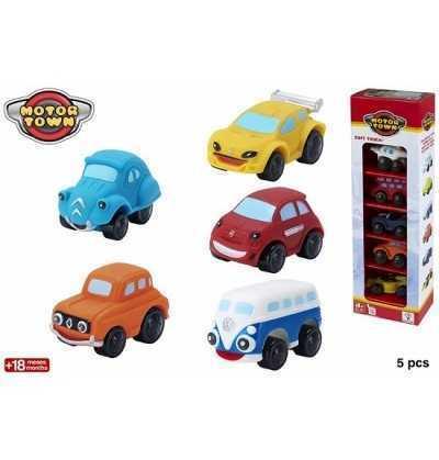 Pack vehiculos Blanditos