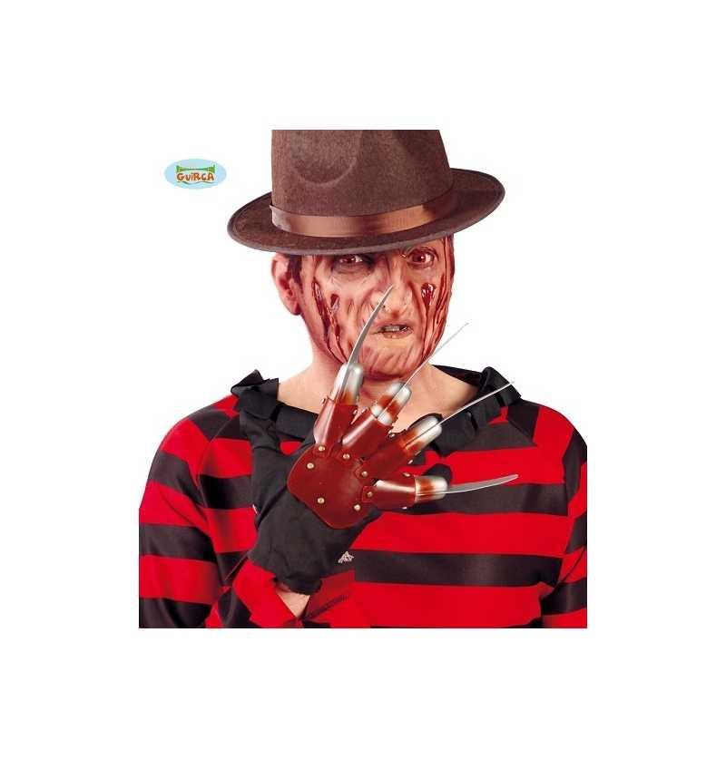 Manos de Fredy halloween
