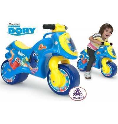 Moto correpasillos Finding Dory