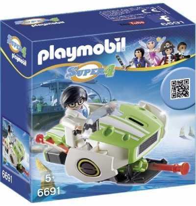 Skyjet - Playmobil