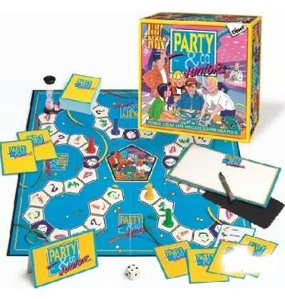 Party & CO. Junior Catalan - Juego de mesa  diset