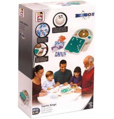Loteria Electrica - Bingo