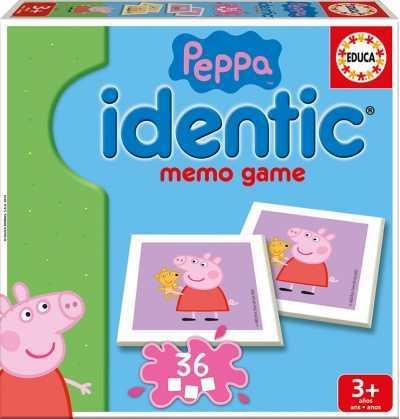 Peppa Pig - Identic Memori