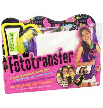 Fototransfer Daily Bag diset  bandolera