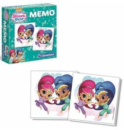 Memo Shimmer & Shine - Memori