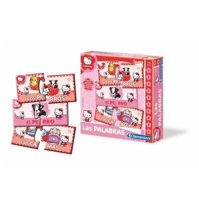Hello Kitty - Las Palabras clementoni