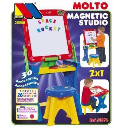 Pupitre Magnetico      Molto