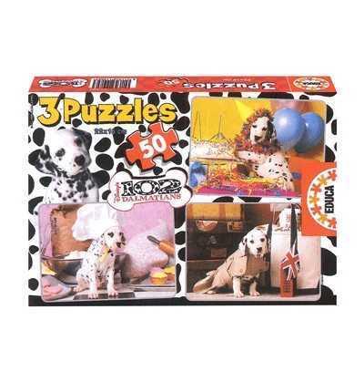 Puzzle 50 Dalmatas    educa