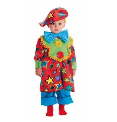 Disfraz Payasín  Bebe