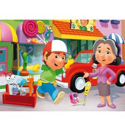 Comprar Puzzle 104 piezas Handy Manny Amigos