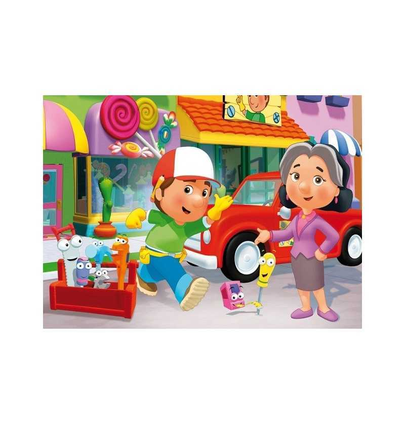 Puzzle 104 Handy Manny