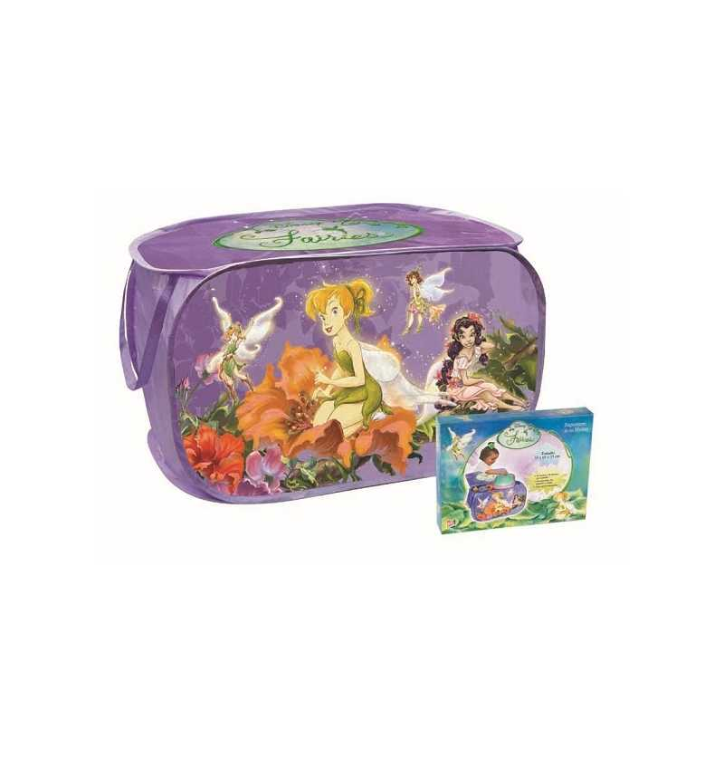 Comprar Cofre Princesas Fairies guarda Juguetes