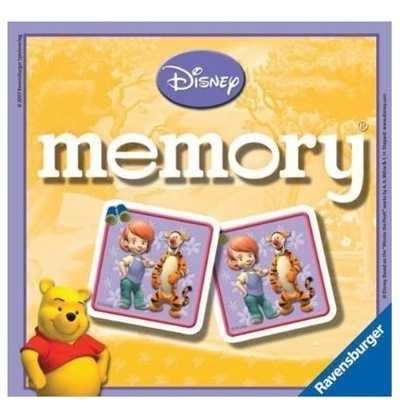 Memory Tigger & Pooh Ravensburger