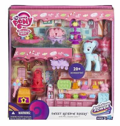 My little Pony  - Cafeteria de Ponis   hasbro