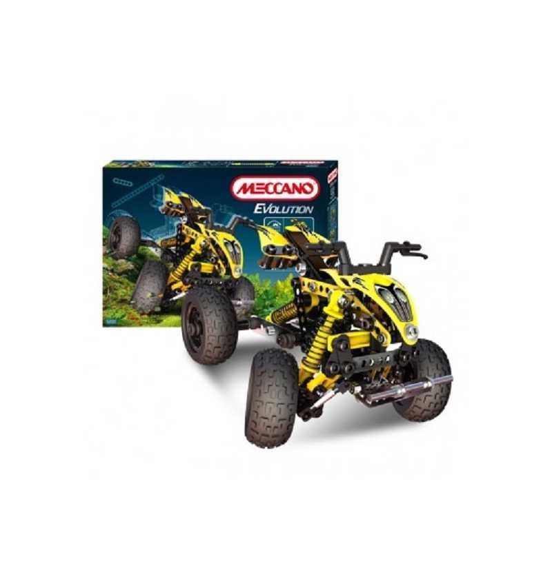 Comprar Meccano Evolution Atv  bizak Quad