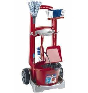 Comprar Carro de Limpieza Vileda Infantil con accesorios
