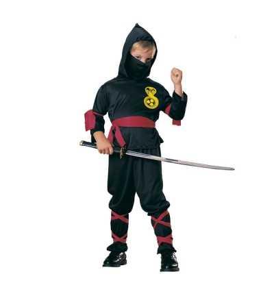 Disfraz Ninja Negro