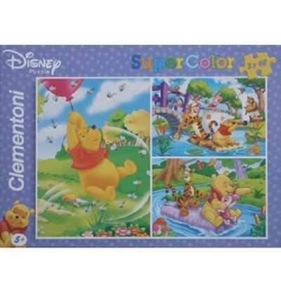 Puzzle 3x48 Winnie