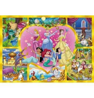 Puzzle 24 Maxi Princesas