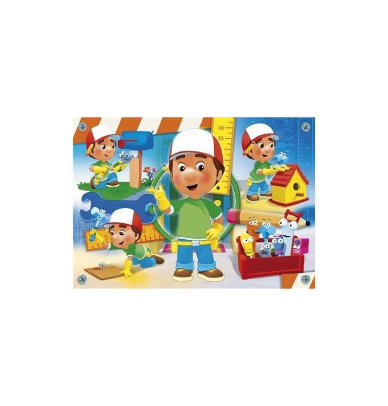 Puzzle 104 Handy Manny 2
