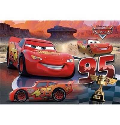 Puzzle 104 Maxi Turn Right Cars