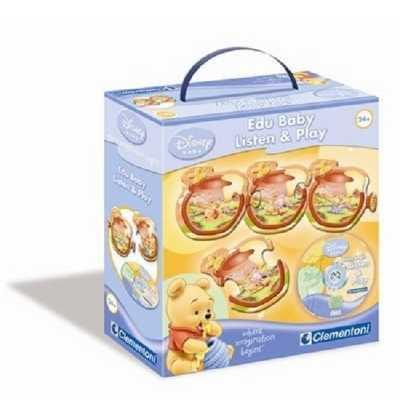 Winnie - Edubaby CD clementoni