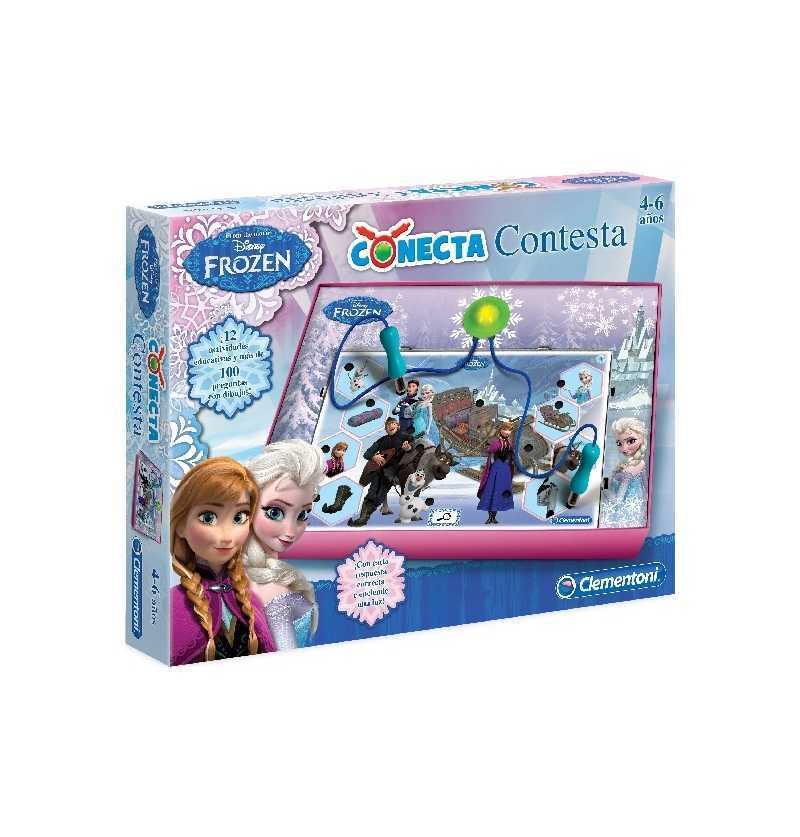 Comprar Frozen   Conecta Contesta  Preguntas