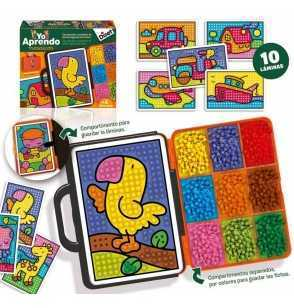 Comprar Maletín Educativo Yo Aprendo Mosaico