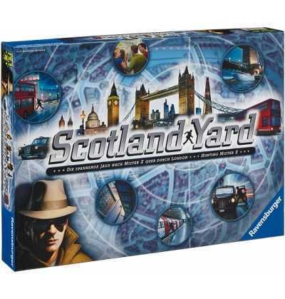 Scotland Yard   Juego Mesa