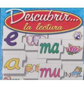 DESCUBRIR LA LECTURA falomir