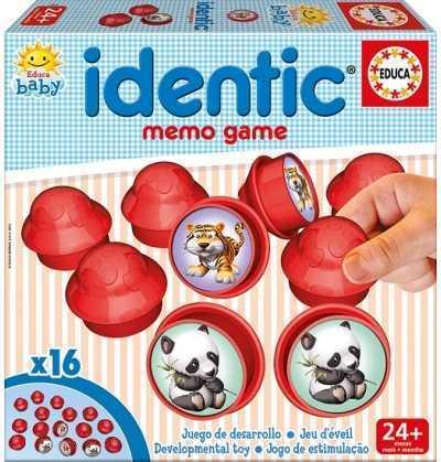 Juego Baby Identic