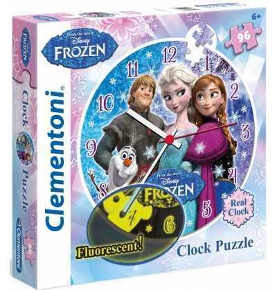 Puzzle Reloj Frozen