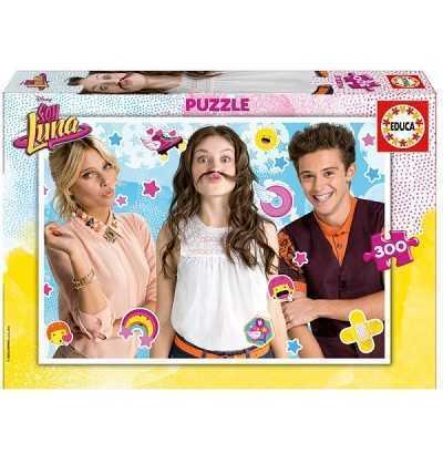 Comprar Puzzle 300 Piezas Soy Luna Disney