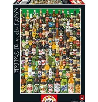 Puzzle 1000 Cervezas