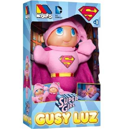 Gusy Luz Supergirl Molto