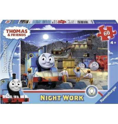 Puzzle 60 Thomas y sus amigos