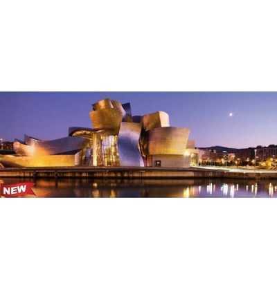 Puzzle 1000 Museo Guggenheim Bilbao